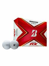 Bridgestone Tour B RX Golf Balls - 2020 1 Dozen White - Mens