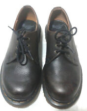 Dr.Martens Us Size 6 M Oxfords Shoes Made in England ~Dark Brown~Retail $145