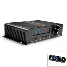 Pyle PFA540BT Compact 5-Channel Bluetooth Amplifier, Hi-Fi Amp Receiver w/ HDMI