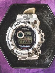 Casio G-Shock Brazilian Frogman GW-200CF-7JF Camo Watch