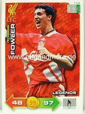 Adrenalyn XL Liverpool FC 11/12 - #114 Robbie Fowler - Legends