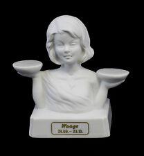 Porcelaine Signes Du Zodiaque Balance Wagner & Apel H10cm 9942371