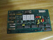 TRUTZSCHLER SPC1 CIRCUIT BOARD CARD 491-84.210.003 49184.210.003
