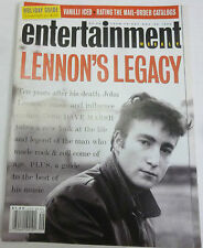 Entertainment Weekly Magazine John Lennon's Legacy November 1990 020413R
