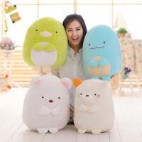 San-X Sumikko Plush Pillow Corner of Biological Toy Animal Stuffed Kid Gift 30CM
