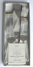Vintage Trafalgar Suspenders Limited Edition Scales of Justice #777 of 1000 LN