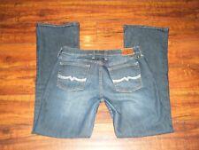 Women's Lucky Brand Sweet' N Low Bootcut Dark Wash Jeans Size 10 30 x 32