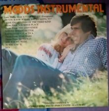 Moods Instrumental Vinyl LP. Andre Kostelanetz. Percy Faith. Alan Tew. M&S.