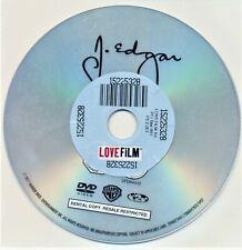J Edgar DVD