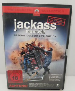 DVD Jackass - The Movie Special Collector´s Edition FSK 18