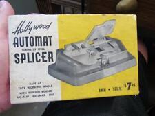 Hollywood Automat Splicer Camera Film 8mm 16MM (19F5)