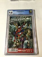Amazing Spider-man 16.1 Cgc 9.8 Spiral White Pages