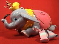 Used Dumbo Timothy Tokyo Disneyland Resort Popcorn Bucket Container Case Japan
