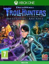 Troll Hunters : Defenders of Arcadia (Xbox One) Brand New & Sealed Free UK P&P