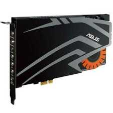 1pc used ASUS STRIX SOAR sound card 7.1 channel PCIE