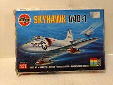 Airfix Skyhawk A4D-1 Airplane Model Kit #00022 1:72 Scale md140