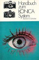 KONICA System Handbuch  Service Anleitung Manual   B1369