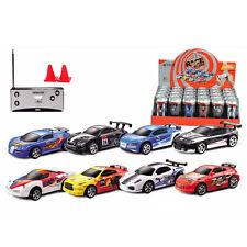 Coke Can Mini Speed RC Radio Remote Control Micro Racing Car Toy Gift New