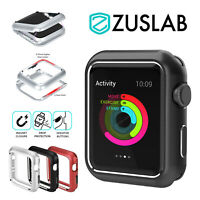 For Apple Watch iWatch Case SE 2 3 4 5 6 38/40/42/44mm FULL Magnetic Metal Cover