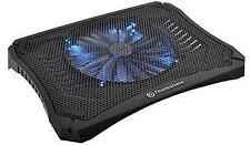"""4717964393418 Thermaltake Massive V20 notebook cooling pad 43.2 cm (17"""") Bl"""