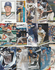 Wil Myers 25 Card Lot No Duplicates