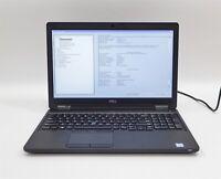 "Dell Latitude 5580 15.6"" Laptop i7-7820HQ 2.9GHz 128GB SSD 8GB RAM NO OS ***"