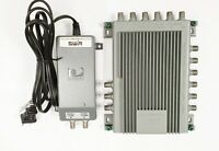 DirecTV SWM 16 Multi-switch Module SWM16R0-3 with 29V Power Inserter