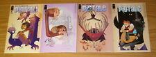 Pigtale #1-4 VF/NM complete series - ovi nedelcu - image comics set lot 2 3