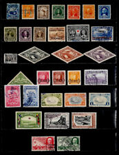 COSTA RICA: CLASSIC ERA STAMP COLLECTION WITH SETS