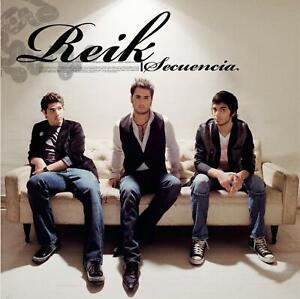 Secuencia - Reik - CD - NEUF