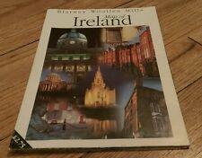 Vintage 1998 Blarney Woollen Mills Map Of Ireland Irish Celtic Collect old ads