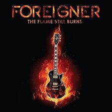 "FOREIGNER THE FLAME STILL BURNS VINILE EP 10"" RSD 2016 NUOVO SIGILLATO"