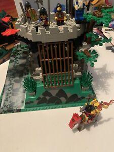 Lego System 6082 Ritterburg Burg Drachenstein