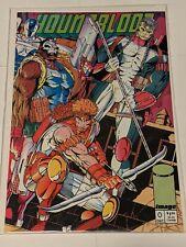 Youngblood #0 1992 Image Comics