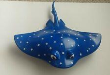 Finding Nemo Disney Pixar Bandai Mr Ray Stingray Blue Storage Case Dory