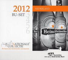 SERIE EURO BRILLANT UNIVERSEL (BU) - PAYS-BAS 2012