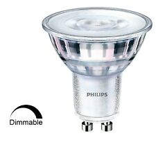 PHILIPS MASTER SPOT LED GU10 3,7 -35W 4000K froid intensité variable Large 60D