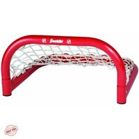 Street Hockey Goal Ice Equipment Net Kids Gear Practice Training Steel Mini NEW