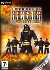 Emergency Firefighter| Jeu pour PC | Sans notice | Bon état