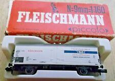 Fleischmann N 2467 Vagón Frigorífico Transthermos de DB Superior en Embalaje