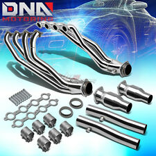 STAINLESS LONG TUBE HEADER FOR 05-06 PONTIAC GTO 6.0L V8 LS2 EXHAUST/MANIFOLD