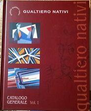 Nativi gualtiero  catalogo GENERALE PAGINE 400 COME NUOVO! BELLO!!