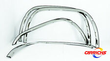 FENDER TRIM Stainless Steel FTTO202 For: TOYOTA TACOMA 2 Wheel Drive 1995-2004
