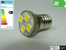 E14 LED/SMD Strahler 4x Power-SMD - 60Lm - 1W - 230V/AC - warm-weiß
