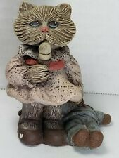 "Rare Signed/Dated 1990 Sarah's Attic Le Figurine ""Mommy's Favorite"" Mint w/Coa"