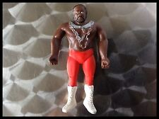 WWF 1985 Westling Bendies Junk Yard Dog ULTRA RARA LJN Titan Sports Figura