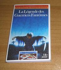 LDVELH Livre dont vous etes le heros Defis 44 La legende des guerriers fantomes