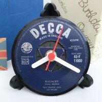 *new* TED HEATH & HIS MUSIC - CLOCK  Actual Vinyl Record