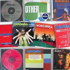 Morcheeba 11 CD Lot Import Maxis Promos Samplers Diesel Independent 1996-2005