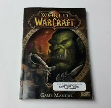 WORLD OF WARCRAFT - Game Manual 2004. Blizzard Entertainment